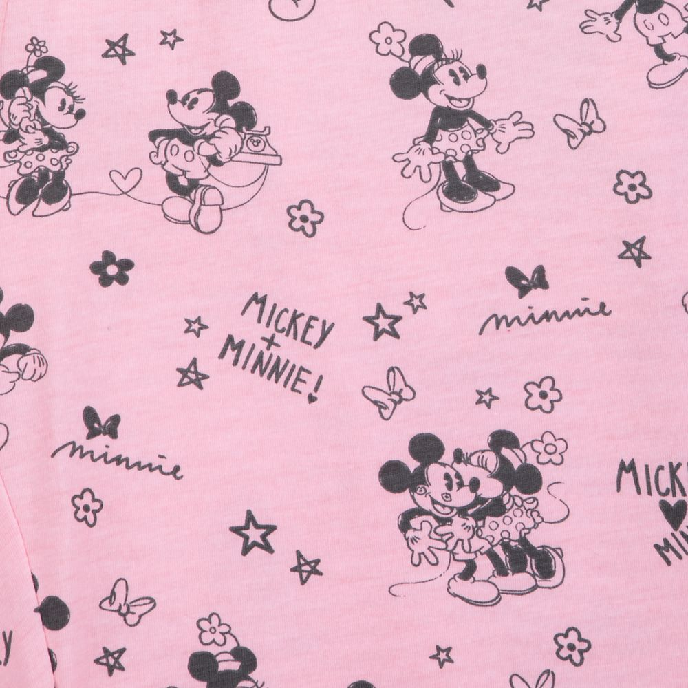 Mickey and Minnie Mouse Jogger Pants for Women