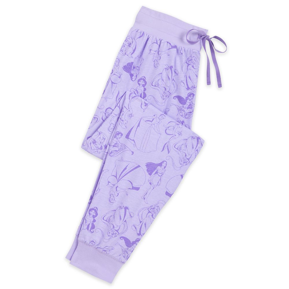 Disney Princess Jogger Pants for Women