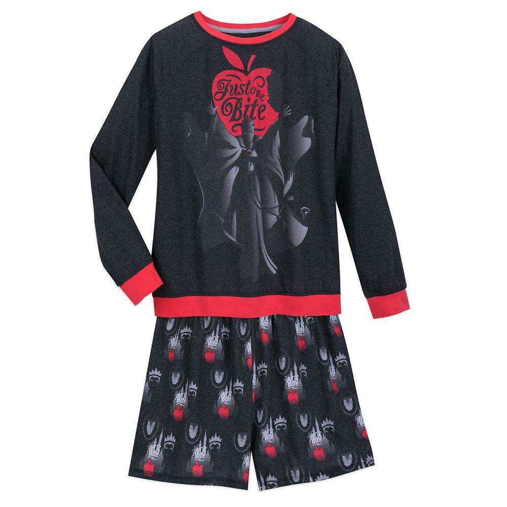 Evil Queen Pajama Set for Women
