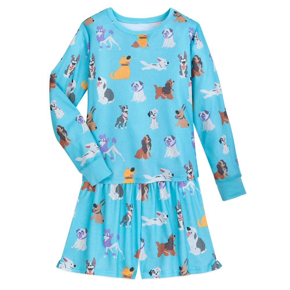 Disney Dogs Pajama Set for Women – Oh My Disney