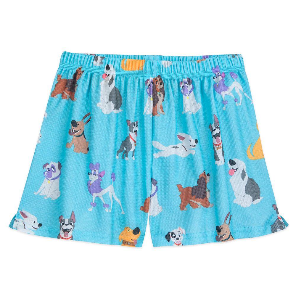 Disney Dogs Pajama Set for Women – Oh My Disney