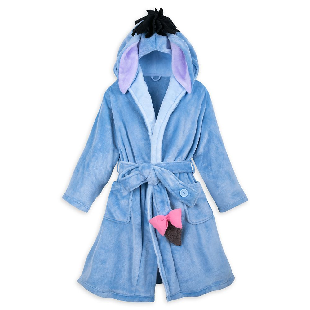 Eeyore Robe for Adults