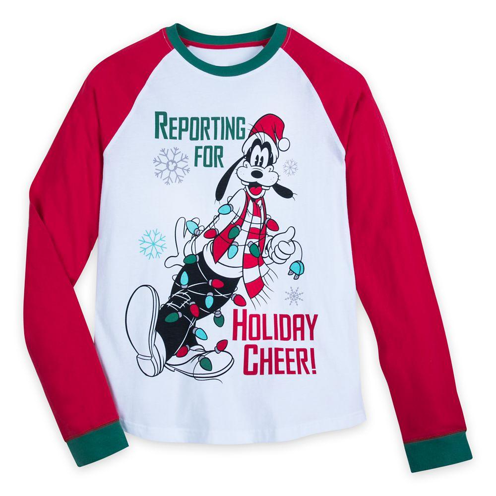 Goofy Holiday Pajamas for Men