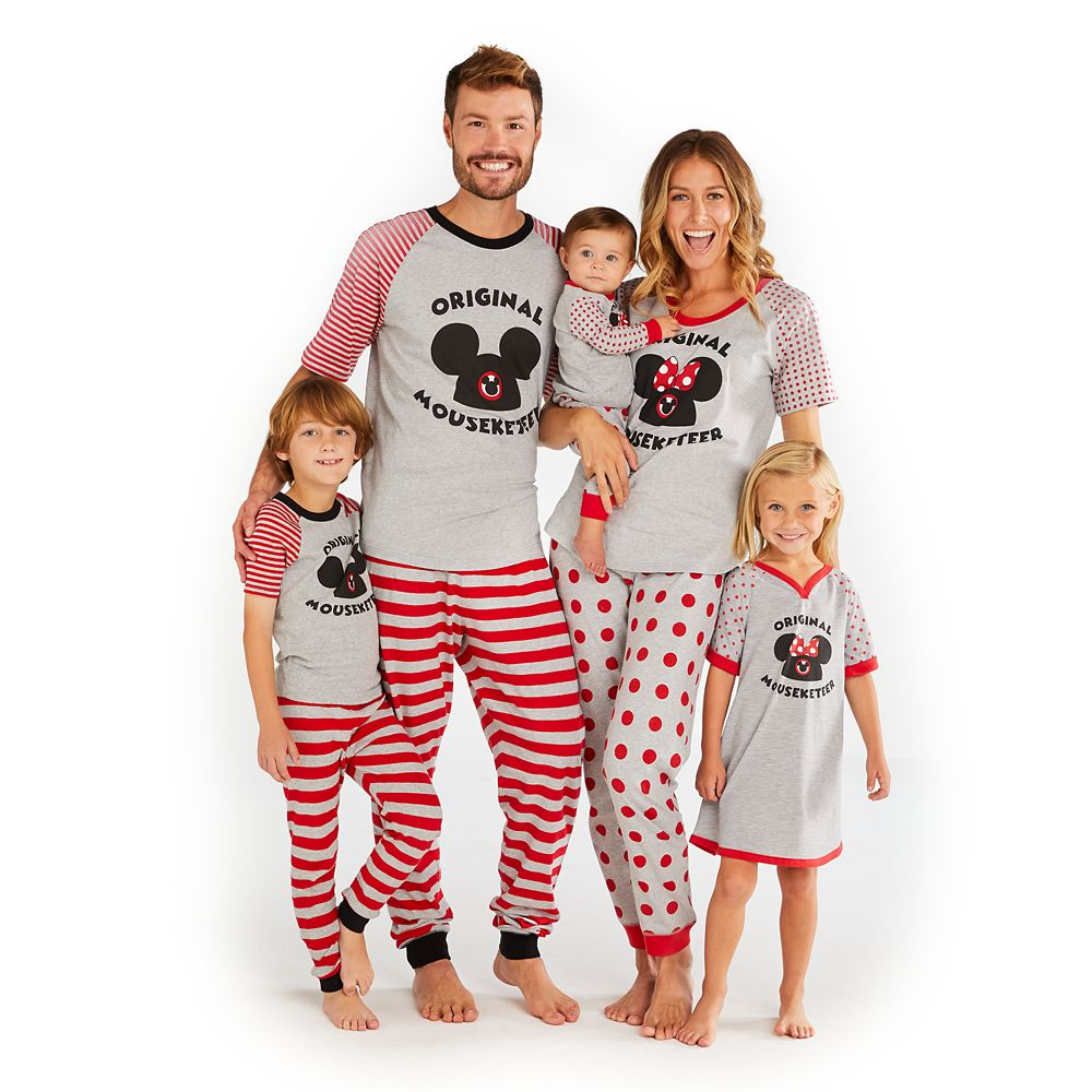 Minnie Mouse ''Original Mouseketeer'' PJ Set for Women