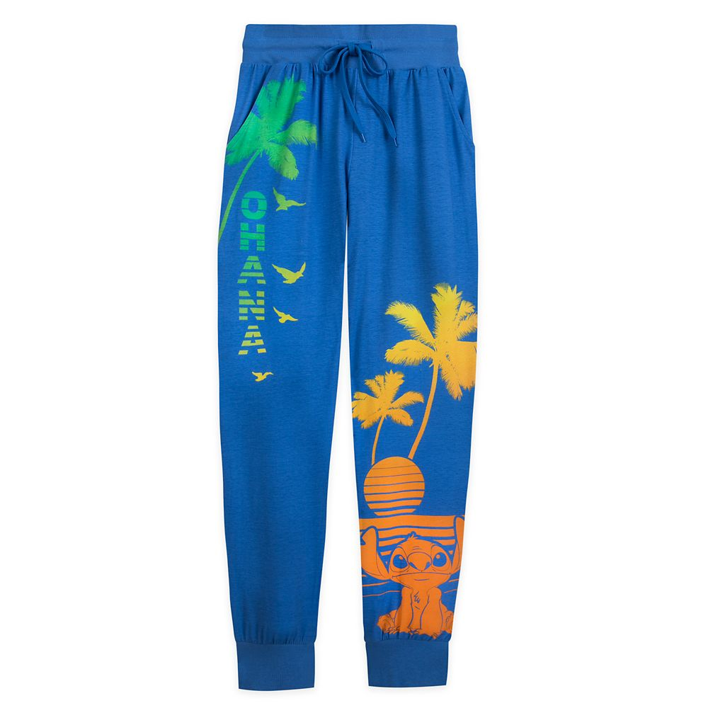 Stitch Lounge Pants for Women