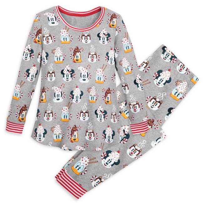 Mickey Mouse and Friends Holiday Pajamas for Women