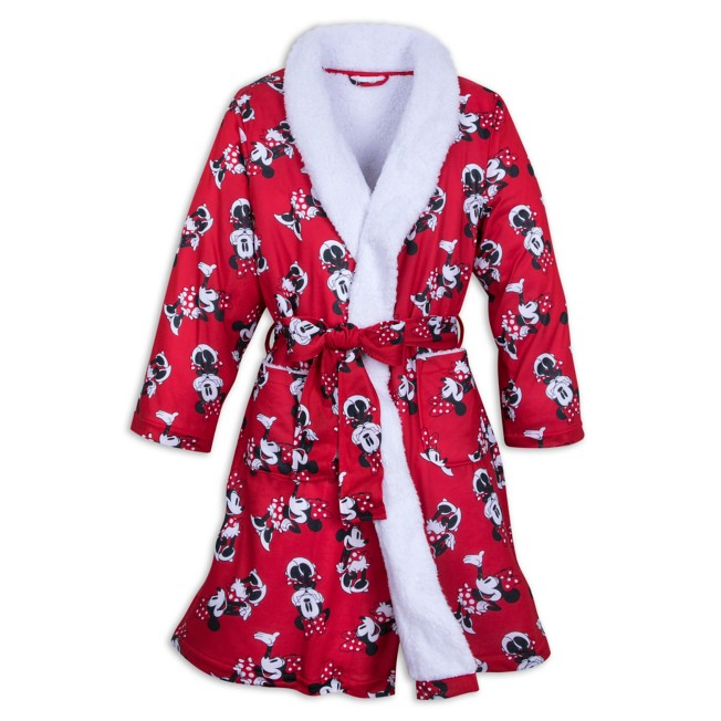 Minnie Mouse Robe for Women