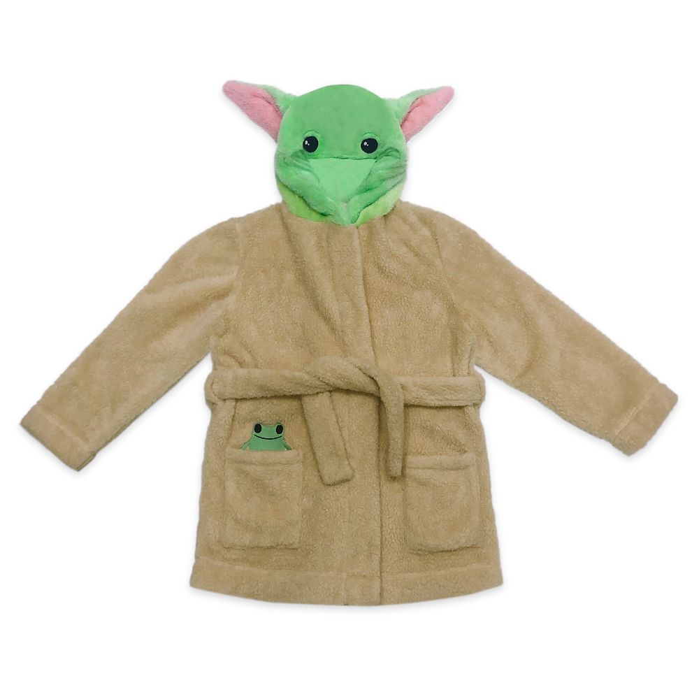Disney The Child Plush Robe for Women ? Star Wars: The Mandalorian