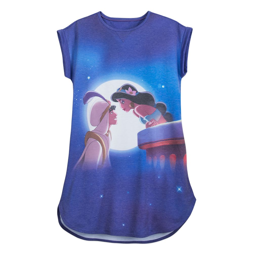 Aladdin and Jasmine Nightshirt for Women Official shopDisney