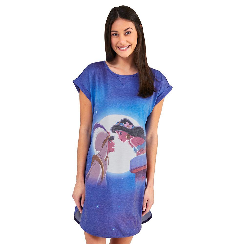 Aladdin and Jasmine Nightshirt for Women