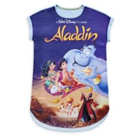 Aladdin VHS Nightshirt for Women