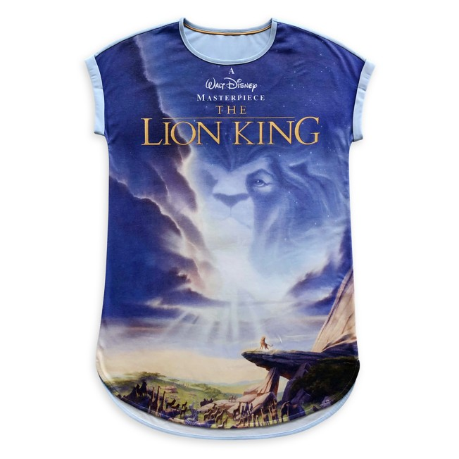 The Lion King VHS Nightshirt for Women