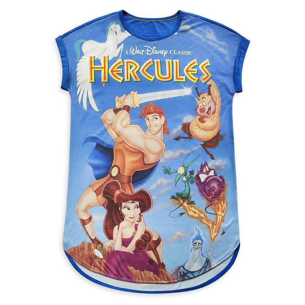 Hercules VHS Nightshirt for Women