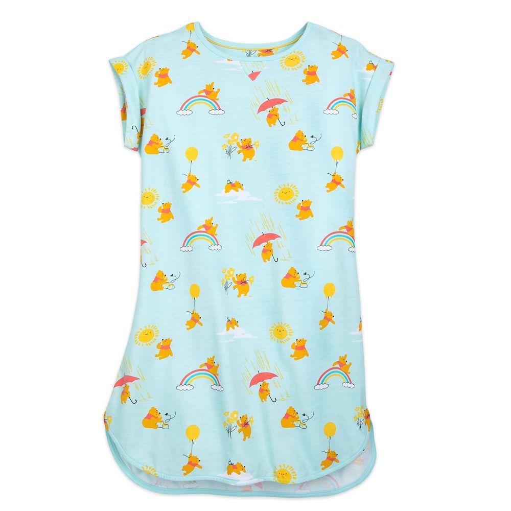 Winnie the Pooh Nightshirt for Women