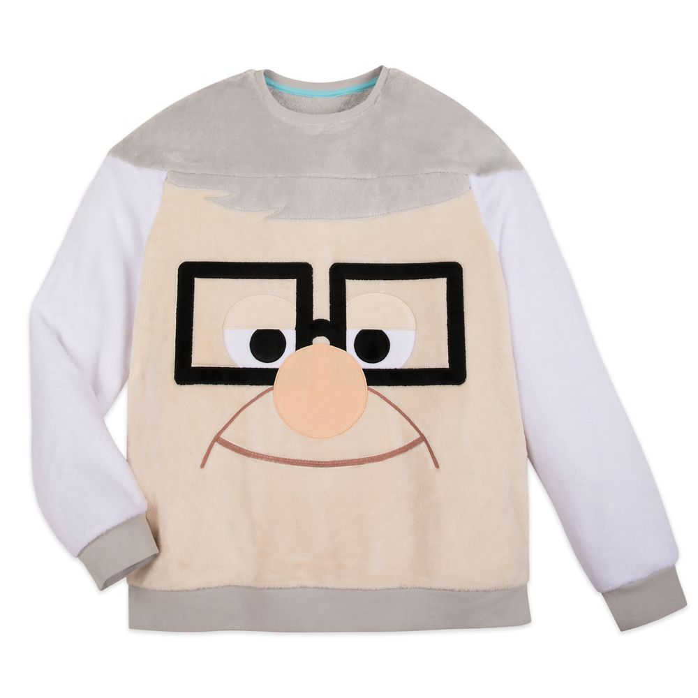 Carl Fredricksen Sleep Top for Adults – Up