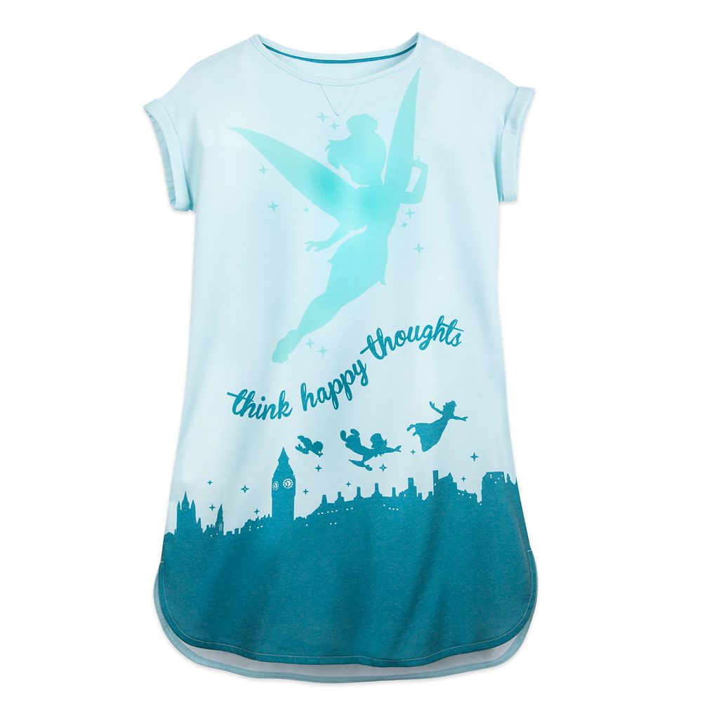 Tinker Bell Nightshirt for Women – Peter Pan