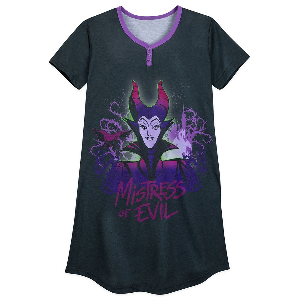 Maleficent Nightshirt for Women