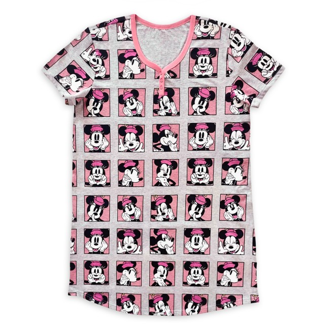 Minnie Mouse Nightshirt for Women