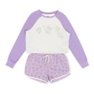 Tinker Bell Short Pajama Set for Women