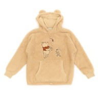 Winnie the Pooh Hooded Pullover Top for Women