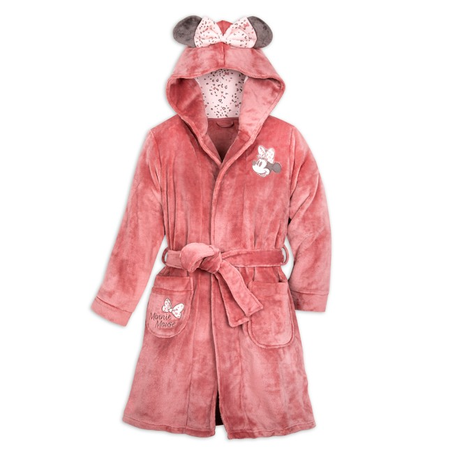 Minnie Mouse Robe for Adults