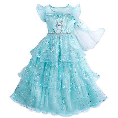 Elsa Nightgown for Girls