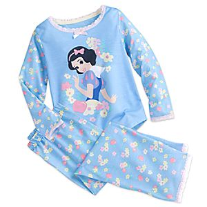 Snow White Sleep Set for Girls