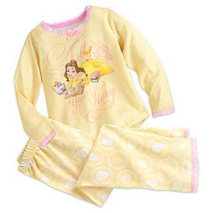 Belle Sleep Set for Girls