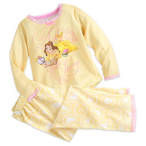 Belle Sleep Set for Girls