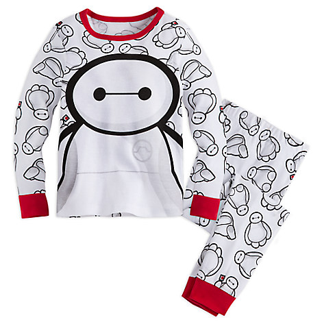 Baymax PJ PALS for Girls