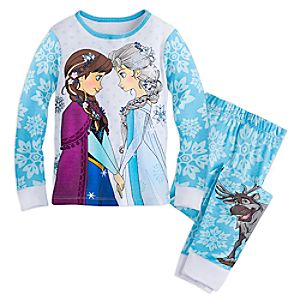 Frozen PJ PALS for Girls