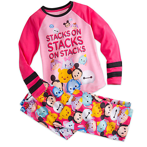 Disney ''Tsum Tsum'' Sleep Set for Tweens