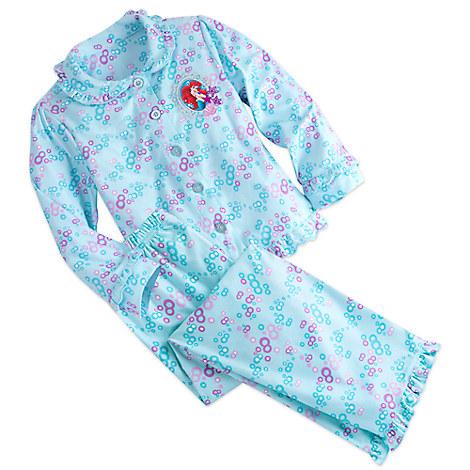 Ariel Pajamas Set for Kids - Personalizable