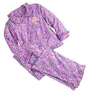 Rapunzel Pajama Set for Kids - Personalizable