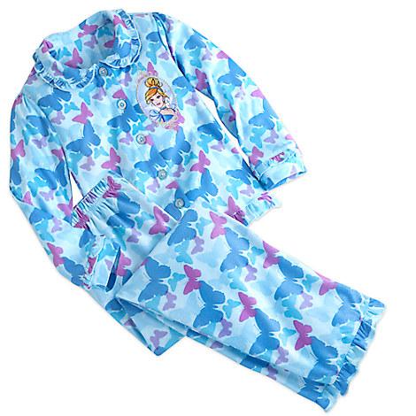 Cinderella Pajama Set for Kids - Personalizable