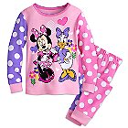 Minnie Mouse and Daisy Duck PJ PALS for Girls