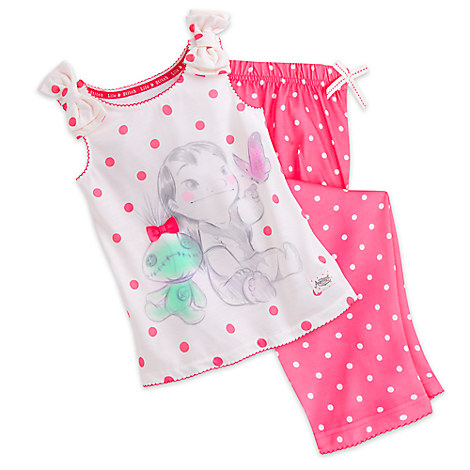 Disney Animators' Collection Sleep Set for Girls - Lilo