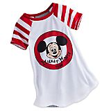 Mickey Mouse Club Nightshirt for Girls