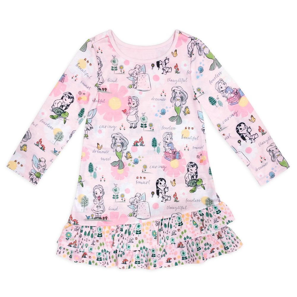 Disney Animators' Collection Nightshirt for Girls