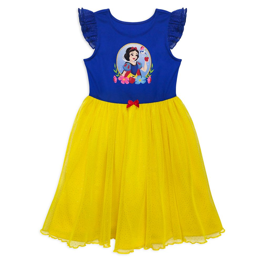 Snow White Deluxe Nightshirt for Girls