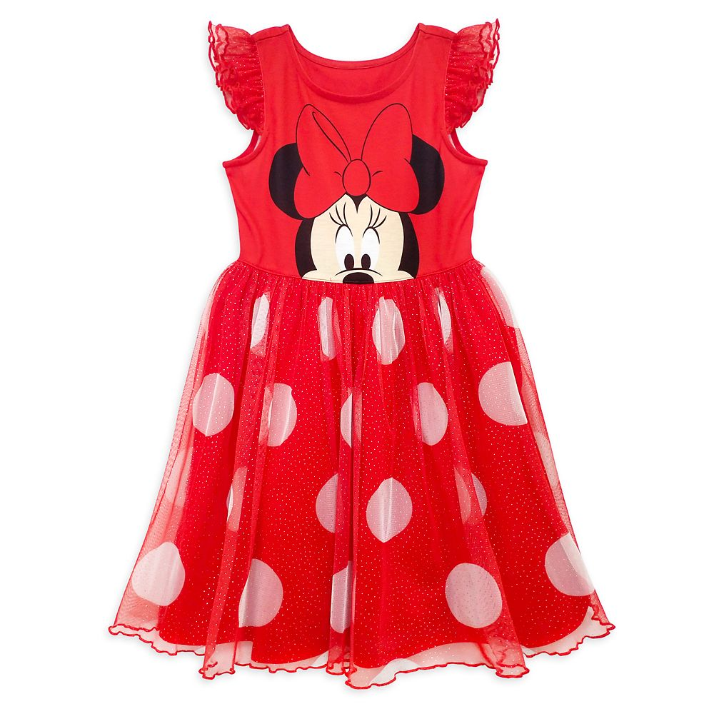 Minnie Mouse Deluxe Nightshirt for Girls