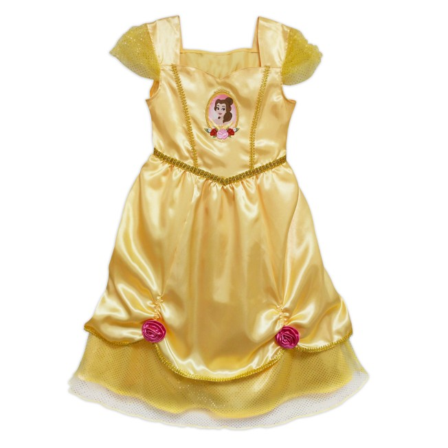 Belle Sleep Gown for Girls – Beauty and the Beast