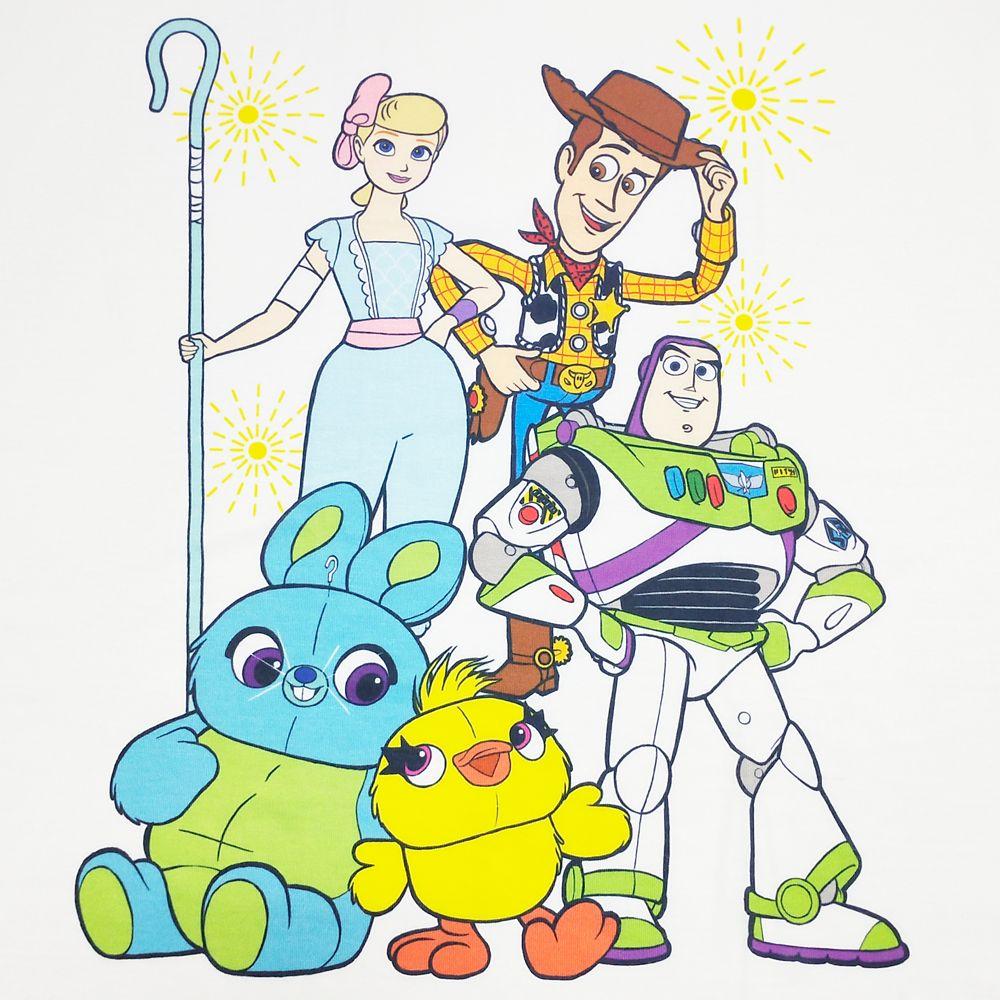 Toy Story 4 Sleep Set for Girls
