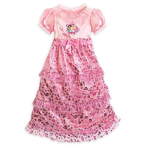 Disney Princess Nightgown for Girls