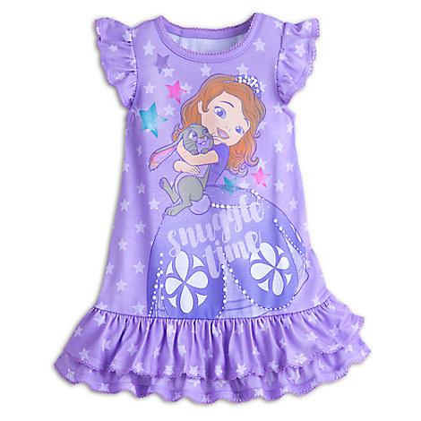 Sofia Nightshirt for Girls