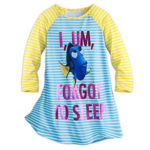 Dory Nightshirt for Girls