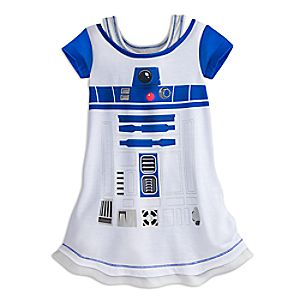 R2-D2 Nightshirt for Girls