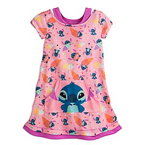 Stitch Nightshirt for Girls 4902055252056M