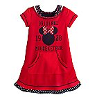 Minnie Mouse Mouseketeer Nightshirt for Girls