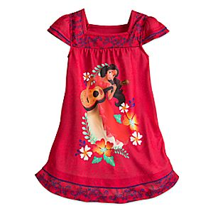 Elena of Avalor Nightshirt for Girls 4902055252117M